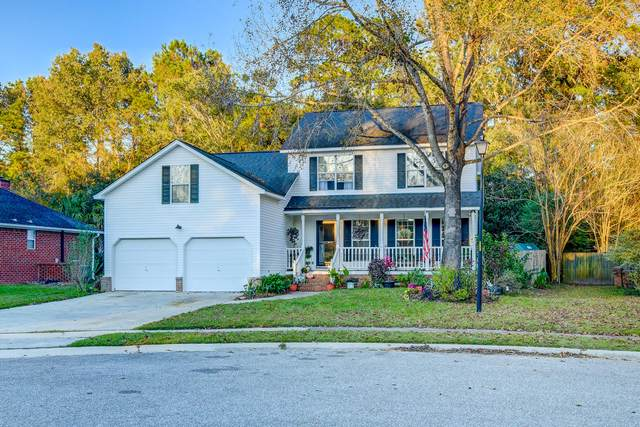 111 Speightstown Court, Goose Creek, SC 29445 (#20031252) :: Realty ONE Group Coastal