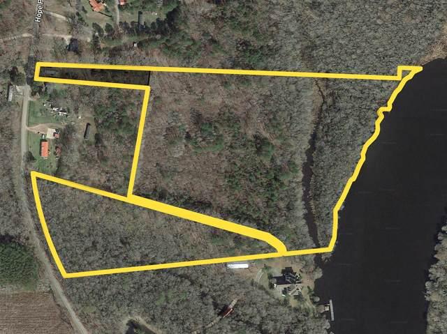 1 Hope Plantation Lane, Jacksonboro, SC 29452 (#20031254) :: The Cassina Group