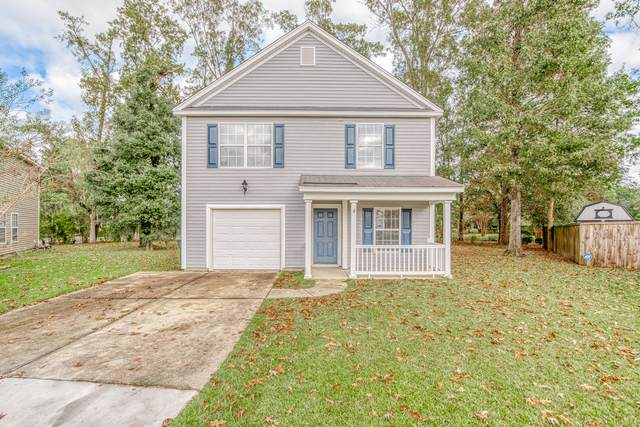 161 Thistle Road, Goose Creek, SC 29445 (#20031269) :: The Cassina Group