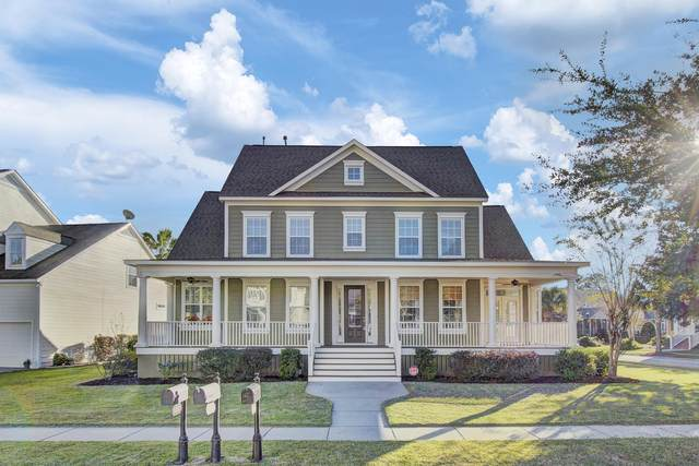 1340 Osmond Road, Mount Pleasant, SC 29466 (#20031275) :: Realty ONE Group Coastal