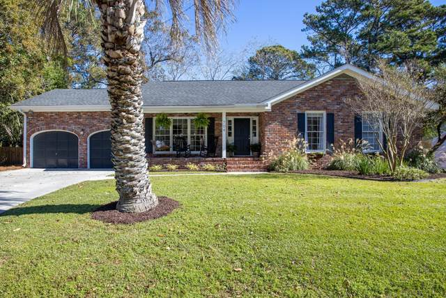 704 Chatter Road, Mount Pleasant, SC 29464 (#20031325) :: Realty ONE Group Coastal