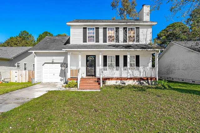 5032 Hidden Forest Ln, North Charleston, SC 29420 (#20031387) :: The Cassina Group