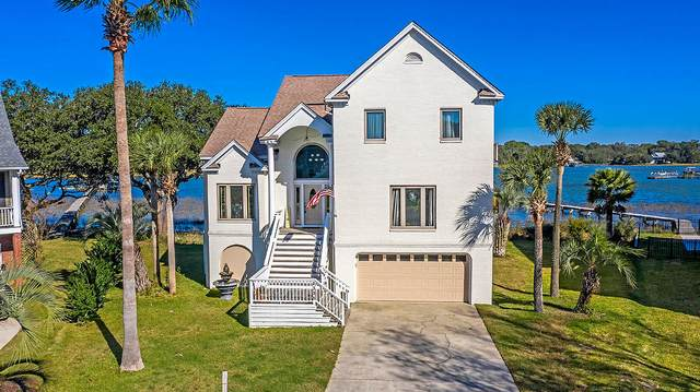 1338 Seabass Cove, Charleston, SC 29412 (#20031411) :: CHSagent, a Realty ONE team
