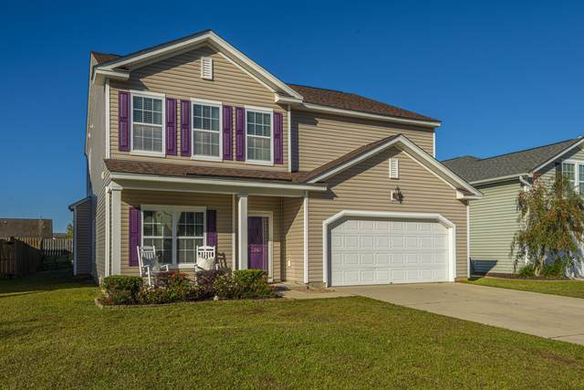 5061 Blair Road, Summerville, SC 29483 (#20031432) :: The Cassina Group