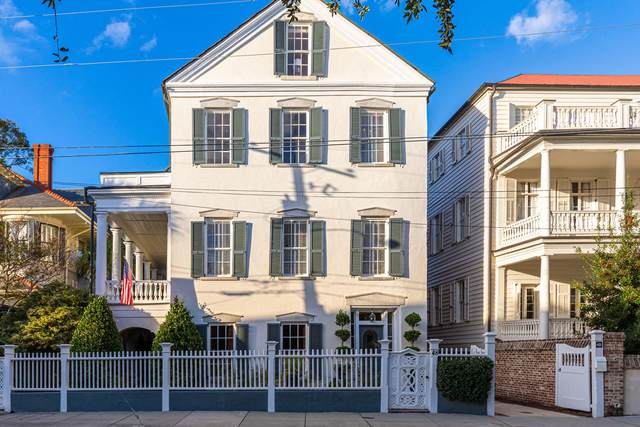 48 South Battery, Charleston, SC 29401 (#20031569) :: CHSagent, a Realty ONE team