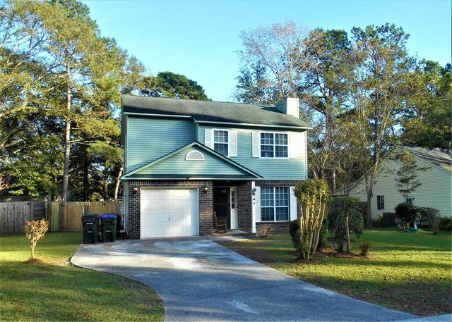 208 Chandler Drive, Ladson, SC 29456 (#20031572) :: The Cassina Group