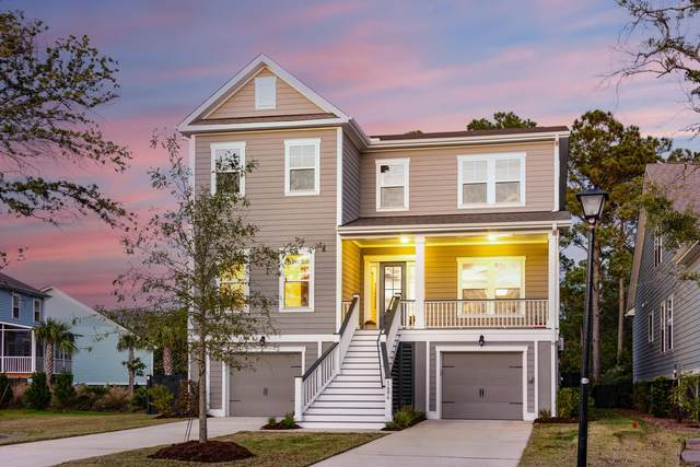 1606 Fort Palmetto Circle Circle, Mount Pleasant, SC 29466 (#20031573) :: Realty ONE Group Coastal