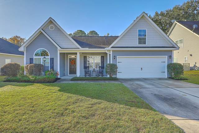 1533 Maple Grove Drive, Johns Island, SC 29455 (#20031575) :: The Cassina Group