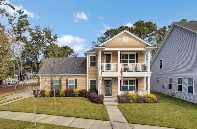 1204 Updyke Drive, Johns Island, SC 29455 (#20031698) :: The Cassina Group