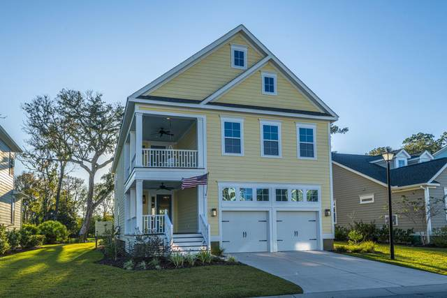 2726 Battle Trail Drive, Johns Island, SC 29455 (#20031725) :: The Cassina Group