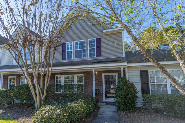 303 Yellow Hawthorn Circle Circle, Summerville, SC 29483 (#20031740) :: CHSagent, a Realty ONE team