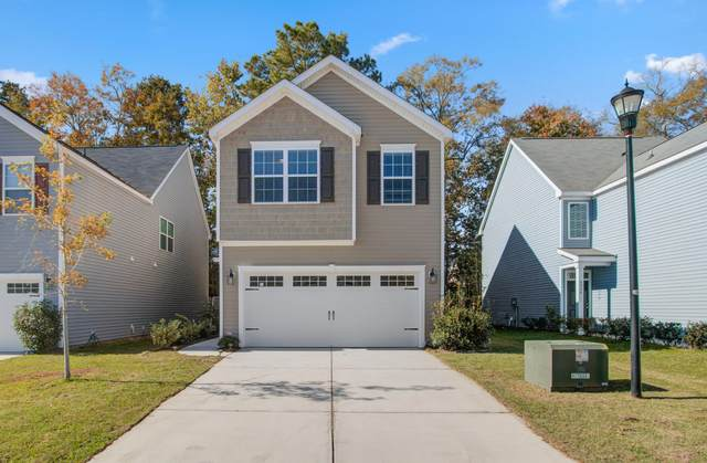 8960 Cat Tail Pond Road, Summerville, SC 29485 (#20031743) :: The Cassina Group