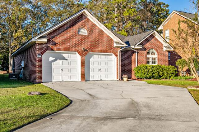 115 Carnoustie Court, Summerville, SC 29483 (#20031771) :: The Cassina Group