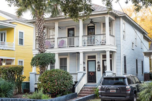 218 Congress Street, Charleston, SC 29403 (#20031774) :: Realty ONE Group Coastal