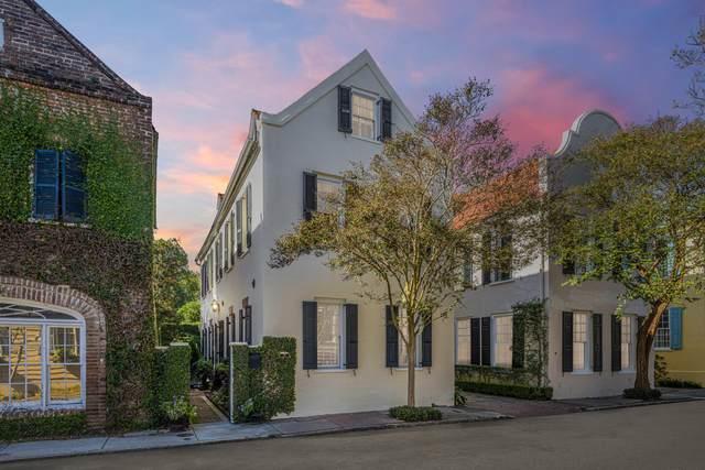79 King Street, Charleston, SC 29401 (#20031780) :: The Cassina Group