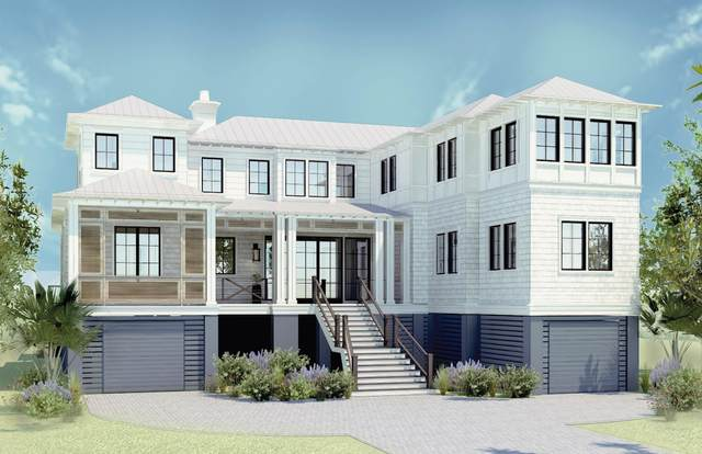 3213 Middle Street, Sullivans Island, SC 29482 (#20031800) :: The Cassina Group