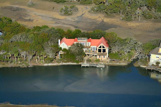 5 Inlet Point #3, Edisto Island, SC 29438 (#20031815) :: The Cassina Group