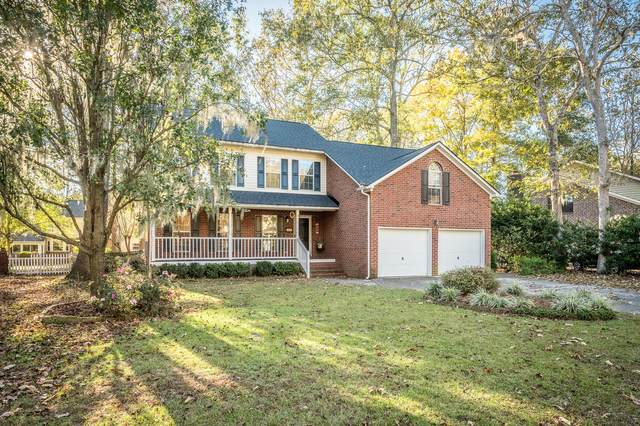 311 Kenilworth Road, Summerville, SC 29485 (#20031816) :: The Cassina Group