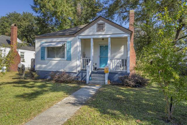 3912 Chestnut Street, North Charleston, SC 29405 (#20031827) :: Realty ONE Group Coastal