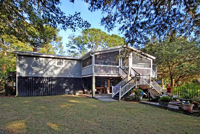 1601 Periwinkle Drive, Mount Pleasant, SC 29466 (#20031836) :: The Cassina Group