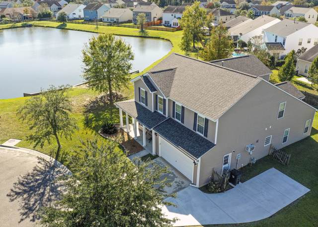 5106 Barrymore Lane, Summerville, SC 29485 (#20031861) :: The Cassina Group