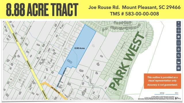 0 Joe Rouse Road, Mount Pleasant, SC 29466 (#20031882) :: Realty One Group Coastal