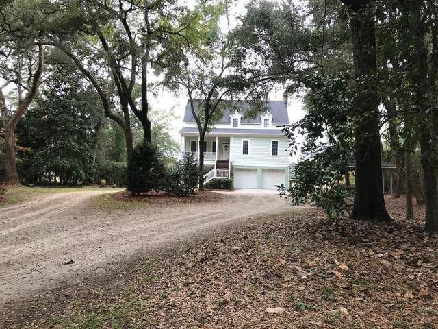 8460 Chisolm Plantation Road, Edisto Island, SC 29438 (#20031891) :: The Cassina Group