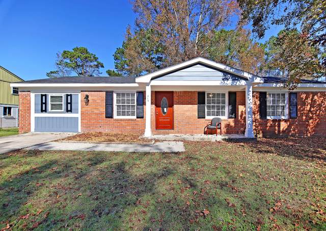 419 Robin Drive, Goose Creek, SC 29445 (#20031965) :: The Gregg Team