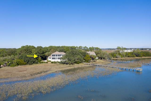2609 Jenkins Point Road, Seabrook Island, SC 29455 (#20032037) :: Realty ONE Group Coastal