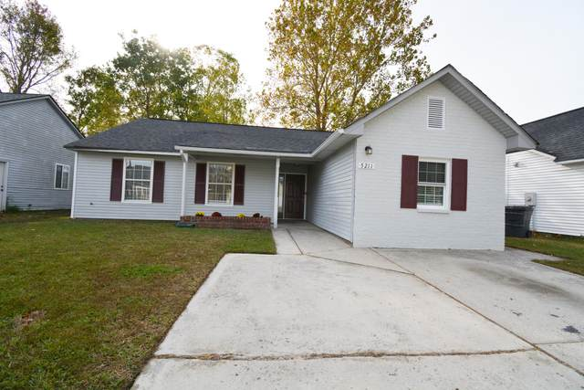 5211 Elba Drive, North Charleston, SC 29418 (#20032363) :: The Cassina Group