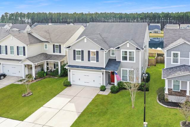 231 Laurel Crest Way, Summerville, SC 29486 (#20032422) :: Realty ONE Group Coastal