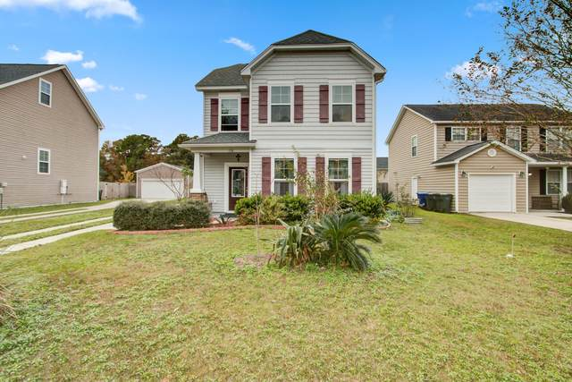 1506 Thoroughbred Boulevard, Johns Island, SC 29455 (#20032556) :: The Gregg Team