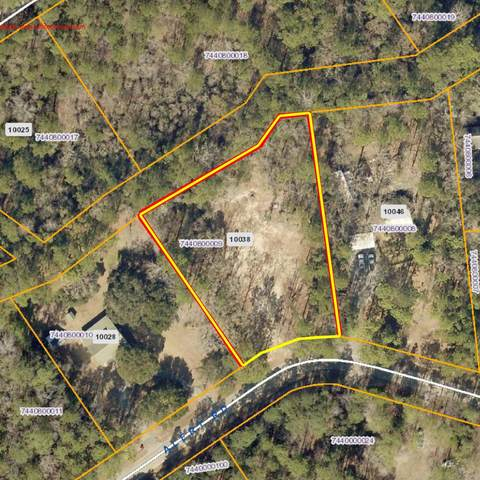 10038 Alert Road, Mcclellanville, SC 29458 (#20032580) :: Realty ONE Group Coastal
