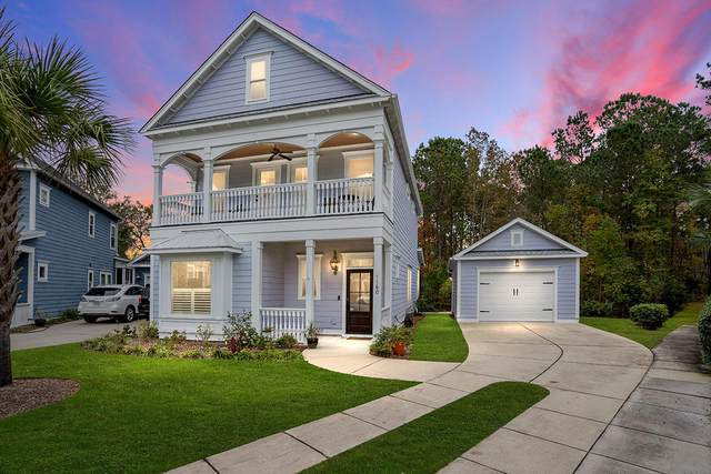 1160 Wexford Park, Mount Pleasant, SC 29466 (#20032736) :: Realty ONE Group Coastal