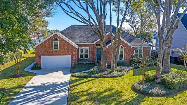 1260 Waterfront Drive, Mount Pleasant, SC 29464 (#20033309) :: The Gregg Team