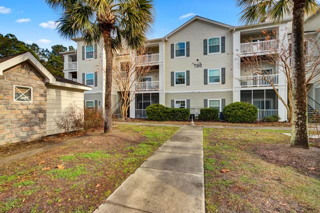 1300 Park West Boulevard #706, Mount Pleasant, SC 29466 (#20033634) :: The Cassina Group