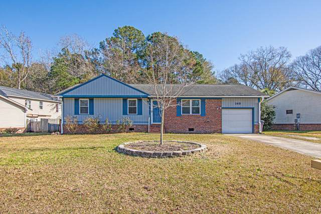149 Heather Drive, Summerville, SC 29486 (#20034017) :: Realty ONE Group Coastal