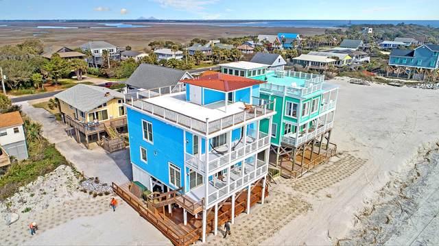 1707 E B E Ashley Avenue Share 4, Folly Beach, SC 29439 (#21000028) :: Realty ONE Group Coastal