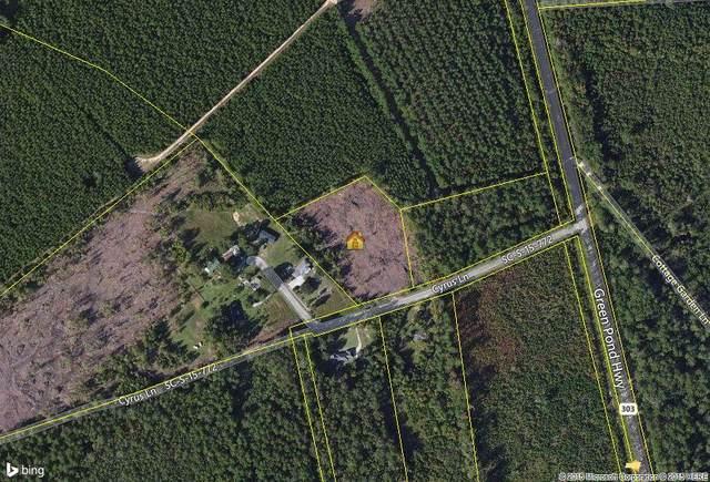 0 Cyrus Lane, Green Pond, SC 29446 (#21000087) :: Realty ONE Group Coastal