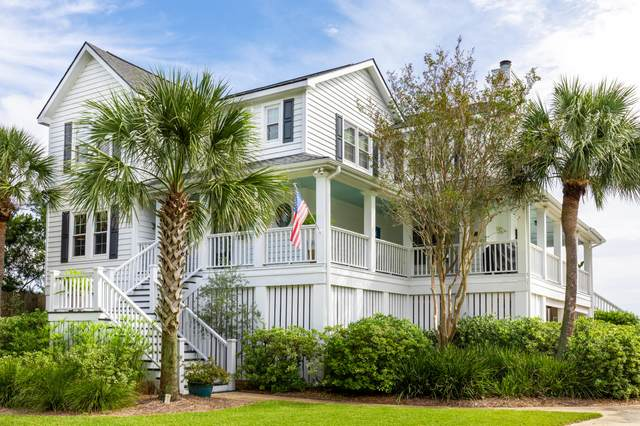 220 William Street, Mount Pleasant, SC 29464 (#21000114) :: The Cassina Group