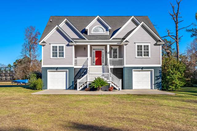 226 Campground Road, Eutawville, SC 29048 (#21000129) :: The Cassina Group