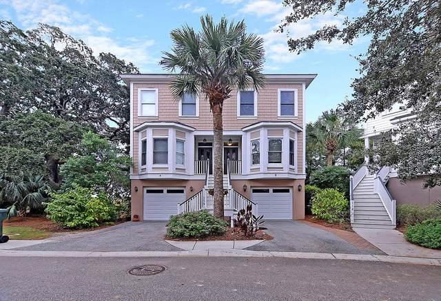 114 Howard Mary Drive B, Charleston, SC 29412 (#21000163) :: The Cassina Group