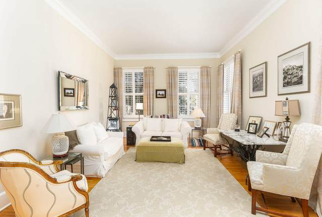 151 Wentworth Street 2A, Charleston, SC 29401 (#21000223) :: The Cassina Group