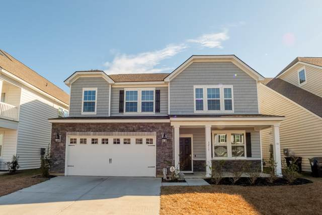 5215 American Holly Lane, Ladson, SC 29456 (#21000241) :: The Cassina Group