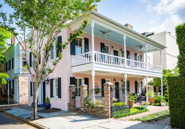 18 State Street, Charleston, SC 29401 (#21000356) :: The Cassina Group