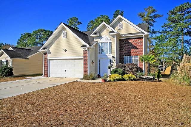 9838 Stockport Circle, Summerville, SC 29485 (#21000370) :: The Cassina Group