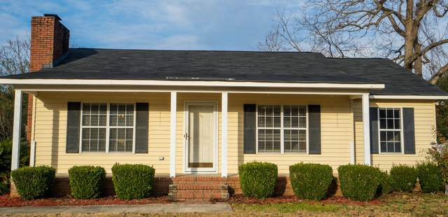 107 Monterey Trail, Orangeburg, SC 29118 (#21000391) :: The Cassina Group
