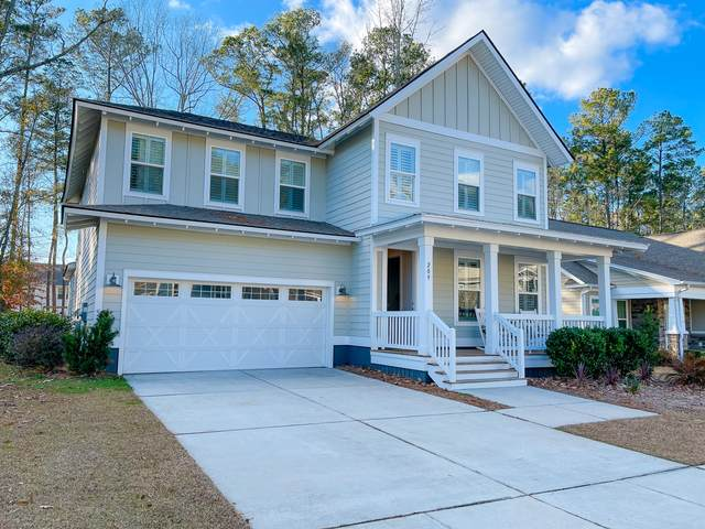 209 Weston Hall Drive, Summerville, SC 29483 (#21000463) :: The Cassina Group