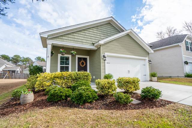 1188 Preakness Court, Mount Pleasant, SC 29429 (#21000506) :: The Cassina Group