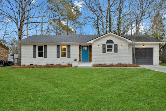 167 Braly Drive, Summerville, SC 29485 (#21000515) :: The Gregg Team